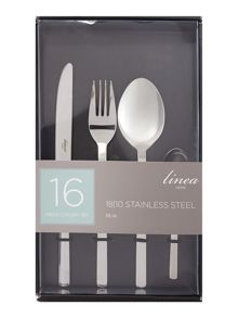 Linea Beja 16 Piece Cutlery Set
