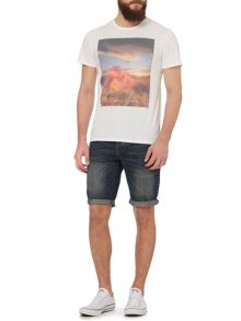 Label Lab Plume Smoke Graphic T-Shirt