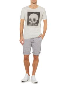 Arch Skull Graphic T-Shirt