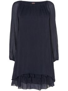 Pietra silk dress