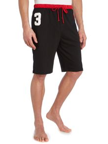 No3 jersey nightwear short