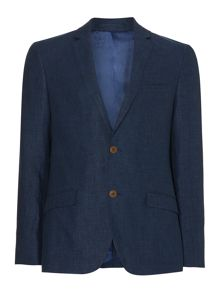 Swift Linen Jacket