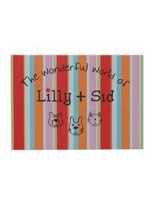 The wonderful world of Lilly & Sid book