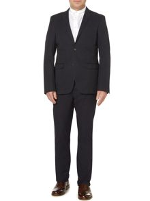 Gilbert cotton twill blazer