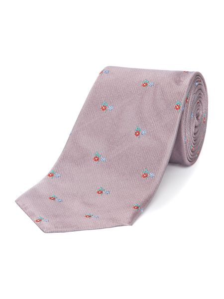 Paul Smith London Spaced Out Floral Regular Tie