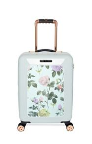 Distingushed rose mint cabin case 4 wheel