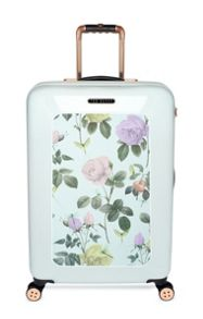 Distingushed rose mint 4 wheel medium case