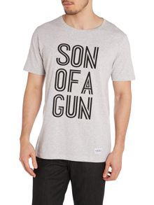 A Question Of Son Of A Gun Printed T Shirt