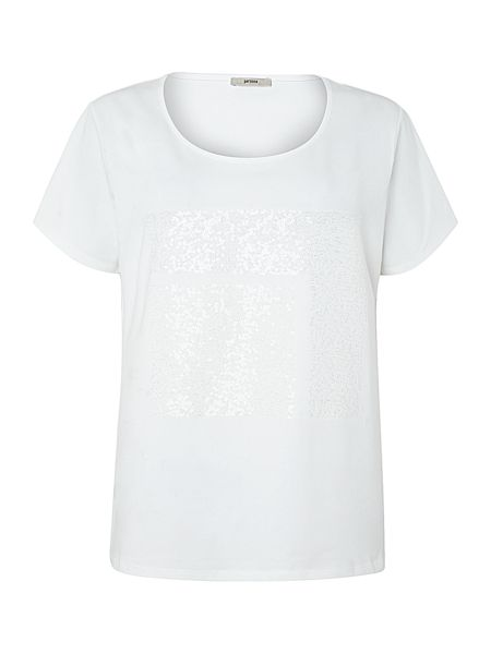 Persona T-shirt with sparkle detail