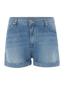 Diesel De-shozee denim shorts