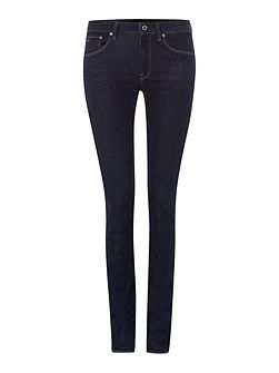 3301 contour super skinny jean in rinsed