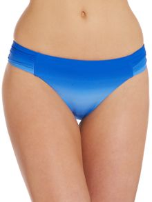 Miami ruched side retro brief