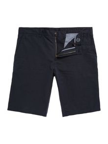 Orpington Textured Cotton Shorts
