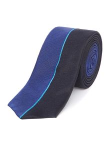 Two Tone Extra Slim Tie