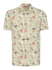 Terrel Printed Short Sleeve Shirt
