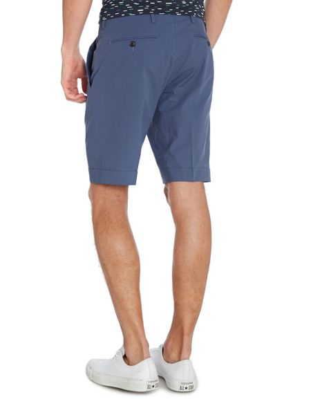 Paul Smith Cotton Shorts Slim Fit