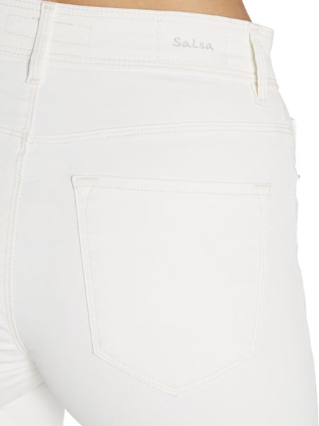 Salsa High waist push jean in skinny carrie