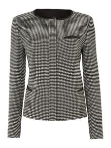 Koralie4 Tweed Stand Alone Jacket