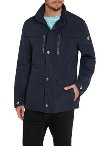 Water Repellant 4 Pocket Field Jacket