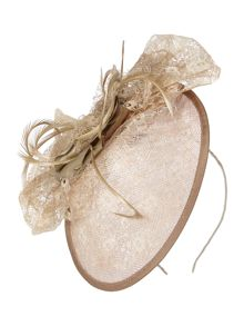 Eliza Lace & Feather Saucer