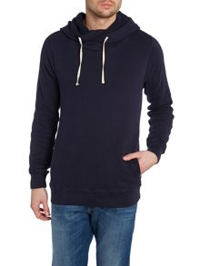 Home Alone Plain Toggle Fastening Hoodie