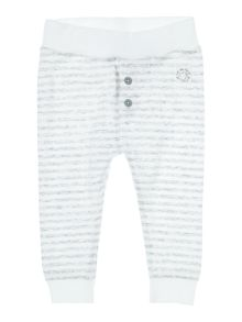 Baby`S Jogger Trousers With Elephant