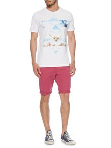 Rio Graphic Print Short Sleeve T-Shirt
