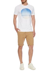 Horizon Graphic Print T-Shirt