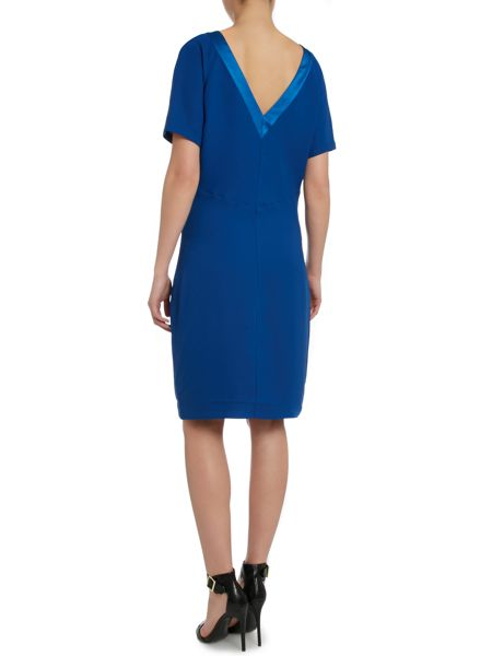 Y.A.S. Shortsleeved top panelled dress