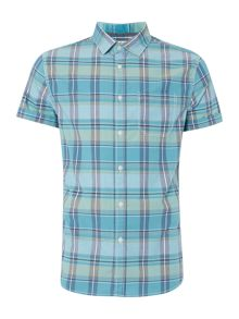 Jimmy Short Sleeved Check Shirt