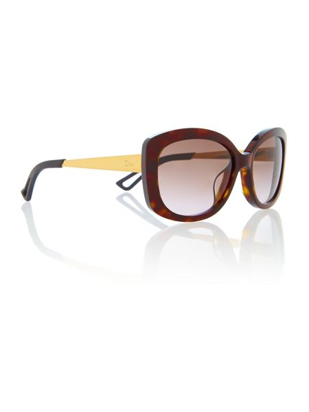 Dior Sunglasses 0CD000576 Rectangle Sunglasses