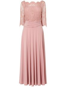 Romily maxi dress