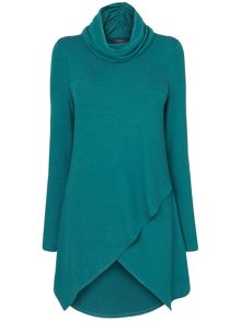 Tara Roll Neck Top