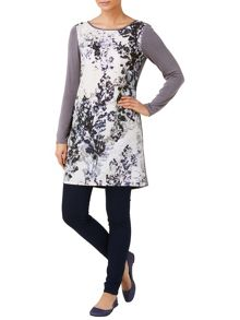 Mia printed tunic