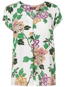 Phase Eight Lia print blouse