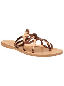 Phase Eight Maddie leather sandals