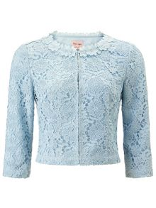 Posy lace jacket