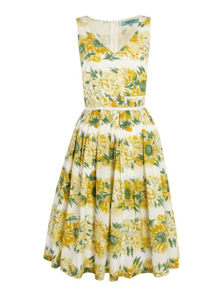 Sunflower Dress £59 from Dickins & Jones