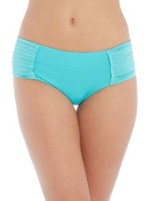 Seafolly Pleated retro brief