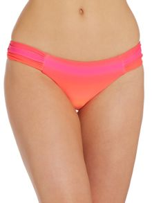 Seafolly Miami ruched side brief