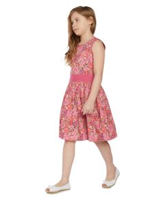 Girls Liberty Print Jane Dress