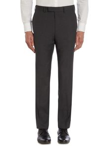 Ghost stripe slim fit trousers