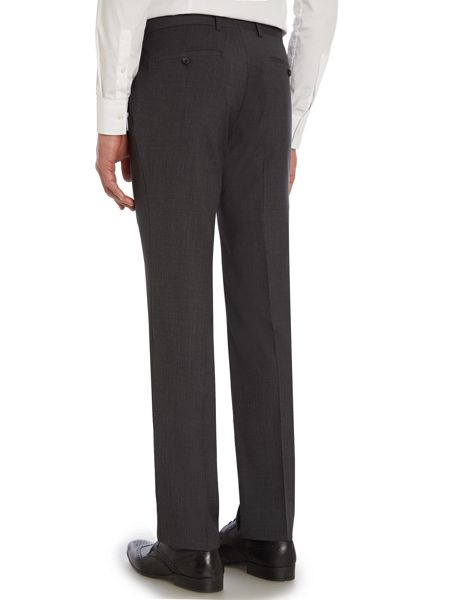 Simon Carter Ghost stripe slim fit trousers