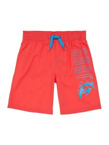 Boys Plain Swimsuit