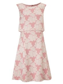 Lavinia jacquard dress