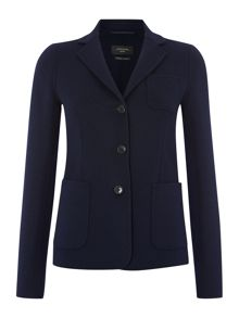 Frisia double faced wool blazer