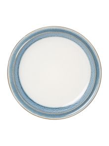 Poole reactive dinner plate