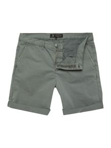 Foreman Vintage Wash Chino Short