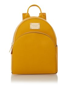 Jetset Item yellow mini backpack