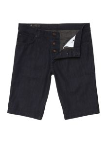 Banker Denim Short